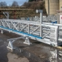 Tyne Gangway despatch F.O.D.S for the Antarctic Supply Research Vessel